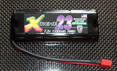 United RC Xtreme 23 NiMH Battery Pack