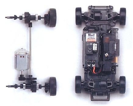 Crown /& pinion motor kyosho mini-z awd ma-010//ma-020//ma-030 md006