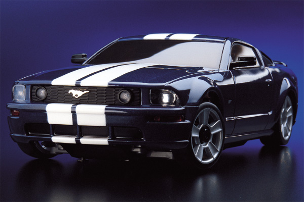 kyosho mini z ford mustang gt mr 02 mm glosscoat autoscale body metallic grey autoscale and. Black Bedroom Furniture Sets. Home Design Ideas